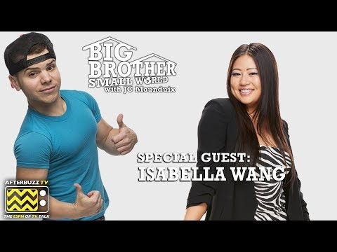 Big Brother's Isabella Wang Talks About Her Eviction - Big Brother, Small World