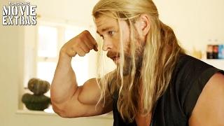 Thor: Ragnarok - Team Thor Part 1 & 2 Doctor Strange Bonus Video [Blu-Ray/DVD 2017]