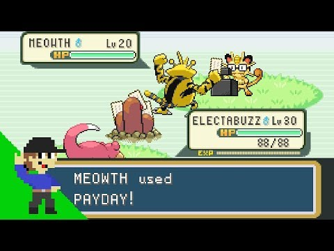 If Pokemon moves were actually realistic 4