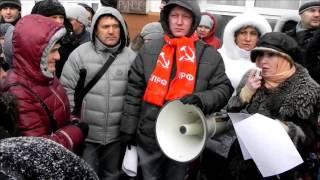 Обманутые дольщики СУ155 г Иваново сбор подписей за отставку губернатора Конькова П А