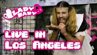 Please Like and Subscribe! Lady Baby's first performance at Anime J...