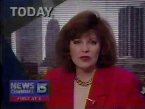 WANE Channel 15 Fort Wayne December 23, 1994 Promos