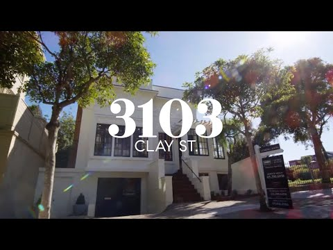 3103 Clay Street, Pacific Heights, San Francisco, CA   Armour Group SF