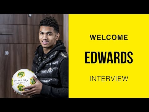 Marcus Edwards Joins Norwich City
