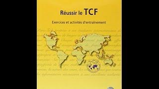 Telecharger Reussir le TCF : Exercices et activites d