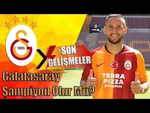 Galatasaray Şampiyon Olur Mu?/ Kadro Yapısı / Falcao / A Spor / Transfer Hattı