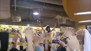 あゆみくりかまきのメジャーデビュー1stシングル「鮭鮭鮭」のリリイベ最...
