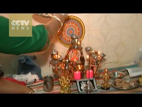 India celebrates Diwali, the Festival of Lights