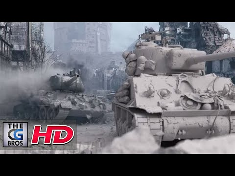CGI 3D VFX Breakdown HD: World Of Tanks: Behind the Scenes - by Unit Image