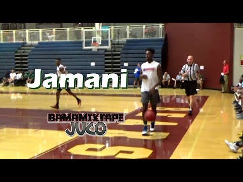 Jamani Glover Juco Report Highlights