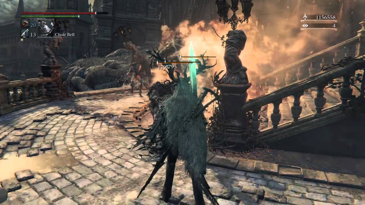 how to download bloodborne dlc
