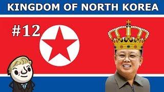 HoI4 - Modern Day - Kingdom Of North Korea - Part 12