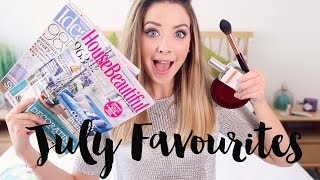 July Favourites | Zoella, #Julyfavs