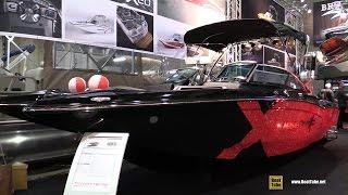 2016 MasterCraft XStar Motor Boat - Walkaround - 2016 Montreal Boat Show