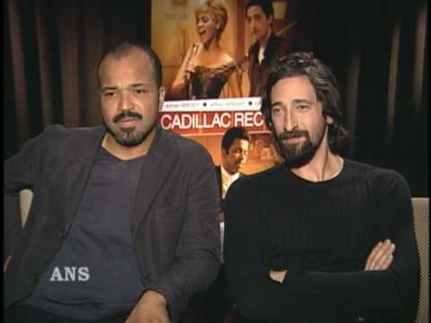 ADRIEN BRODY & JEFFREY WRIGHT ANS INTERVIEW
