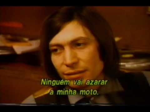 The Rolling Stones -  Guimme Shelter 1970 ( Documentário )