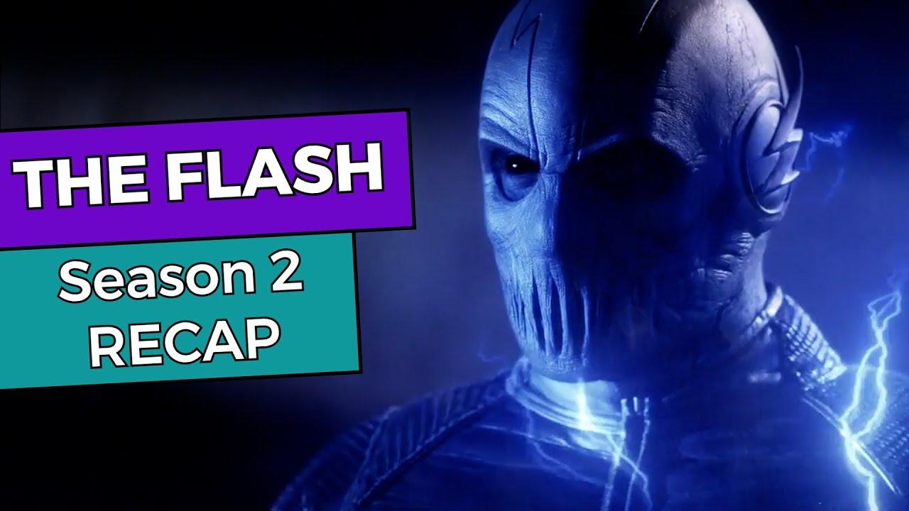 Download The Flash: Season 2 RECAP