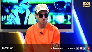 MOSTRO LIVE SU HIP HOP TV