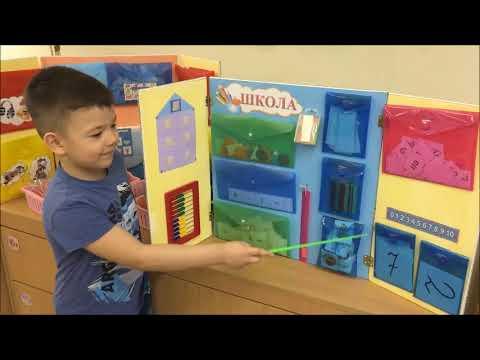 «Лэпбук как инновационная технология дошкольного обучения»