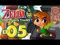 LA LITOGRAFÍA DE LAS NIEVES - Zelda Spirit Tracks #05 - Tiasmile