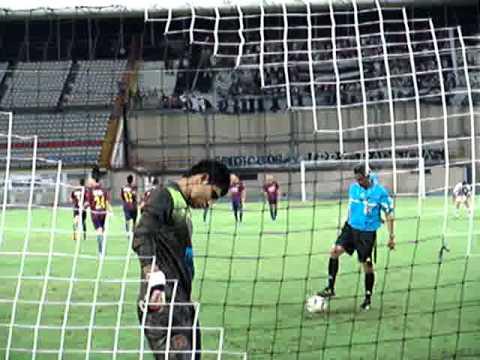 Tanda de Penaltis entre Zamora Fc Vs Monagas Fc por un cupo a la Sudamericana.