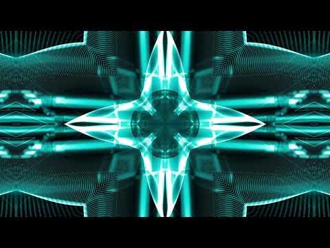V001 フリー動画素材/無料/ループ/SF/サイバー/デジタル/未来