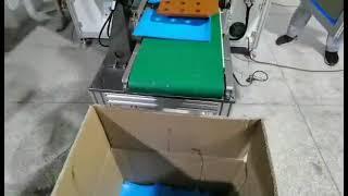 마스크 포장 기계 1분 100매