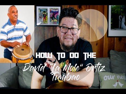 "How To Do The David ""La Mole"" Ortiz Tumbao"