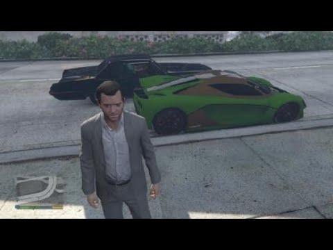 Grand Theft Auto V GATO GAMER XD
