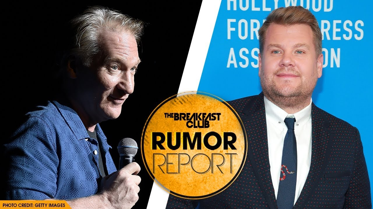 James Corden Reacts to Bill Maher's Fat Shaming Comments