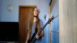 Soulfly - Mulambo Bass Cover (Good quality)