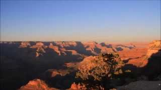 Grand Canyon - The Best Sunset Movie. The Best Sunset. | Гранд Каньон. США. Отдых в США.