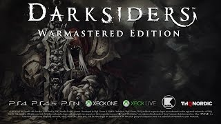 Darksiders: Warmastered Edition - Teaser Trailer
