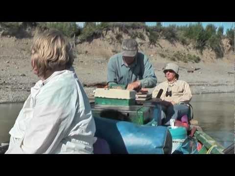 4: Tulita to Norman Wells - Mackenzie River