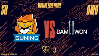 WORLDSFinale - SN vs DWG - BO5