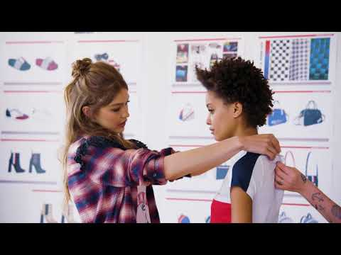 the-making-of-spring-18-|-#tommyxgigi-|-tommy-hilfiger