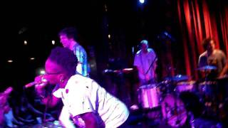 Chk Chk Chk !!! Live (New Track with Shannon Funchess)