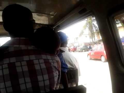 Lagos City Bus Experience