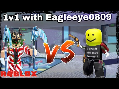 1v1 Rounds With Eagleeye0809 (mm2)