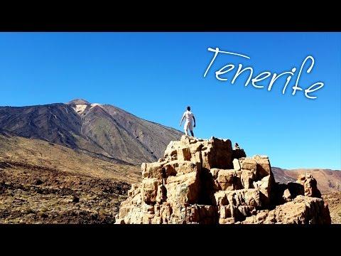 Visitando TENERIFE - Islas Canarias - España