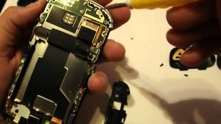 HUAWEI VISION U8850 Disassembly & Assembly - Digitizer, Screen & Case Replacement Repair