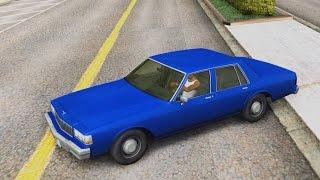 Chevrolet Caprice 1987 GTA San Andreas 1440p 2 7K