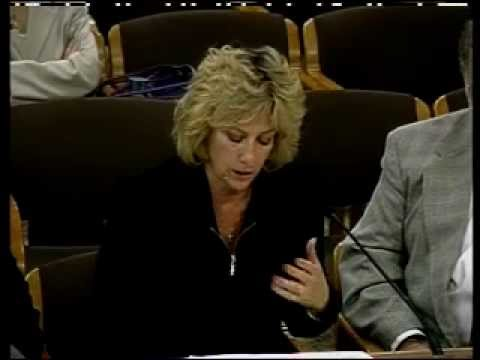 Oregon Senate Hearing for Healthy Workplace Bill in 2007