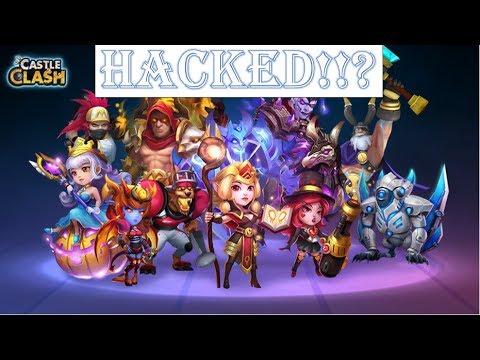 Castle Clash | Dungeon Hack