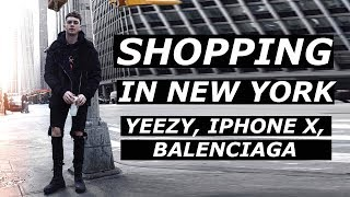 Video SHOPPING IN NEW YORK WITH MY MOM | YEEZY, IPHONE X, BALENCIAGA, HIGH END, LUXURY | Gallucks download MP3, 3GP, MP4, WEBM, AVI, FLV Juni 2018
