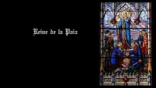 Salve Maria de Jérusalem de Verdi-Liszt par Dubois et Litanies de la Sainte Vierge de Nincheri