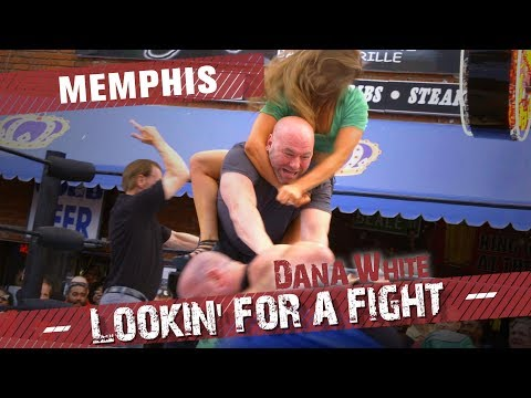 Dana White: Lookin' For A Fight – Memphis