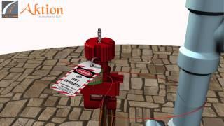 Aktion | Lockout Tagout | Universal lockout device | Demo