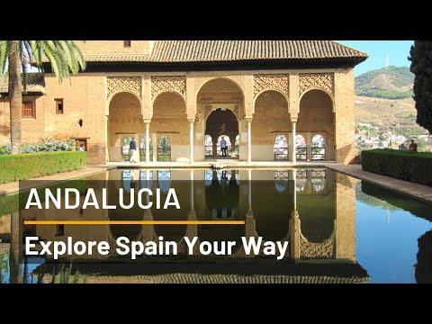 Walking in Andalucia, Spain: Moorish Kingdom of Granada