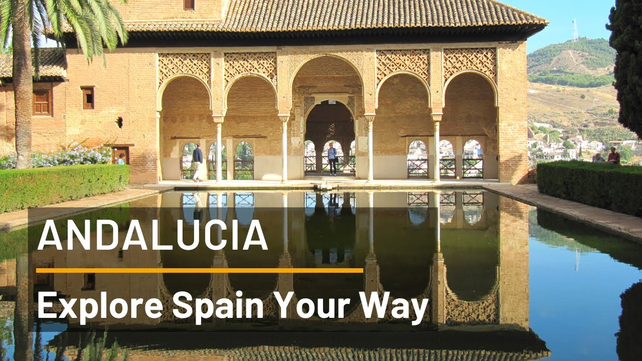 walking in andalucia spain moorish kingdom of granada youtube
